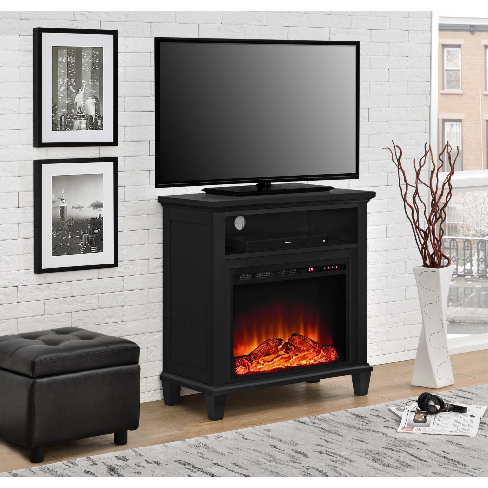 Tv Stand With Electric Fireplace Uk