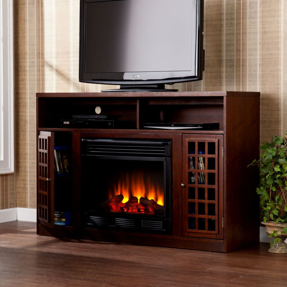 Tv Stand With Fireplace Uk