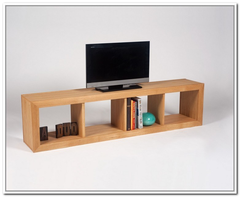 Tv Stand With Storage Cubes