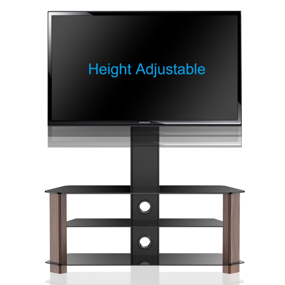 Tv Stand With Swivel Mount For 55 Inch Tv