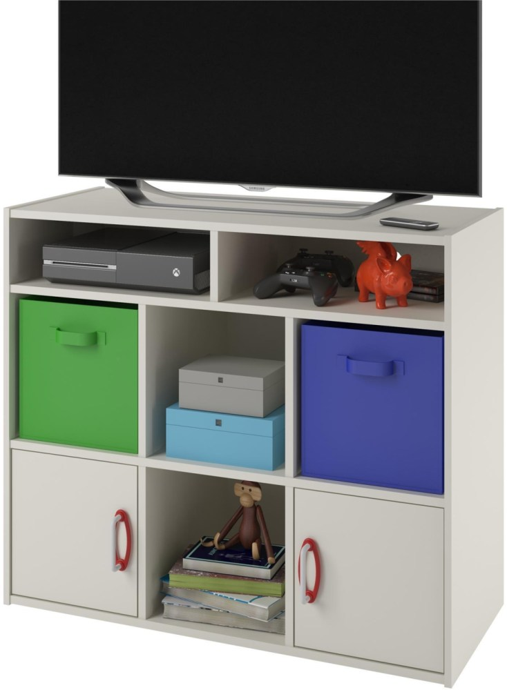 Tv Stand With Toy Storage
