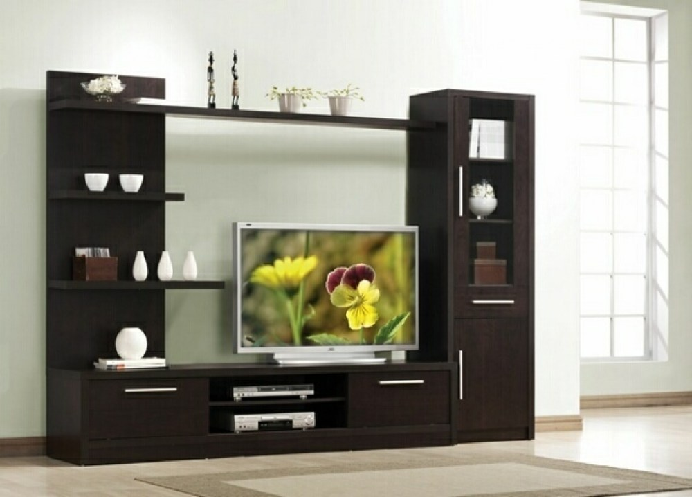 Tv Stands On Wall