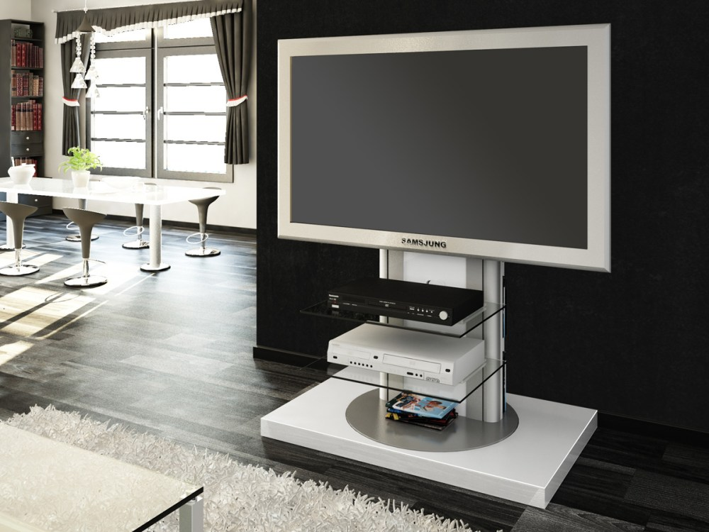 Tv Stands White Gloss