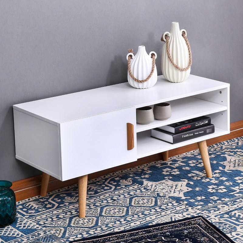 Tv Stands White Wood