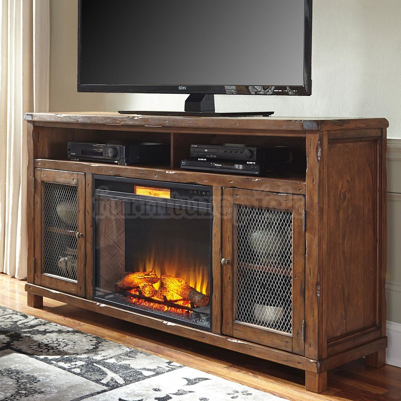 Tv Stands With Fireplace Inserts