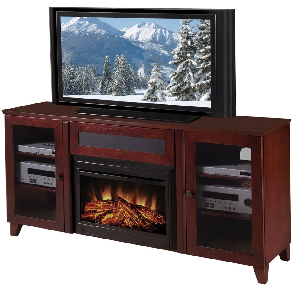 Tv Stands With Fireplaces In Them
