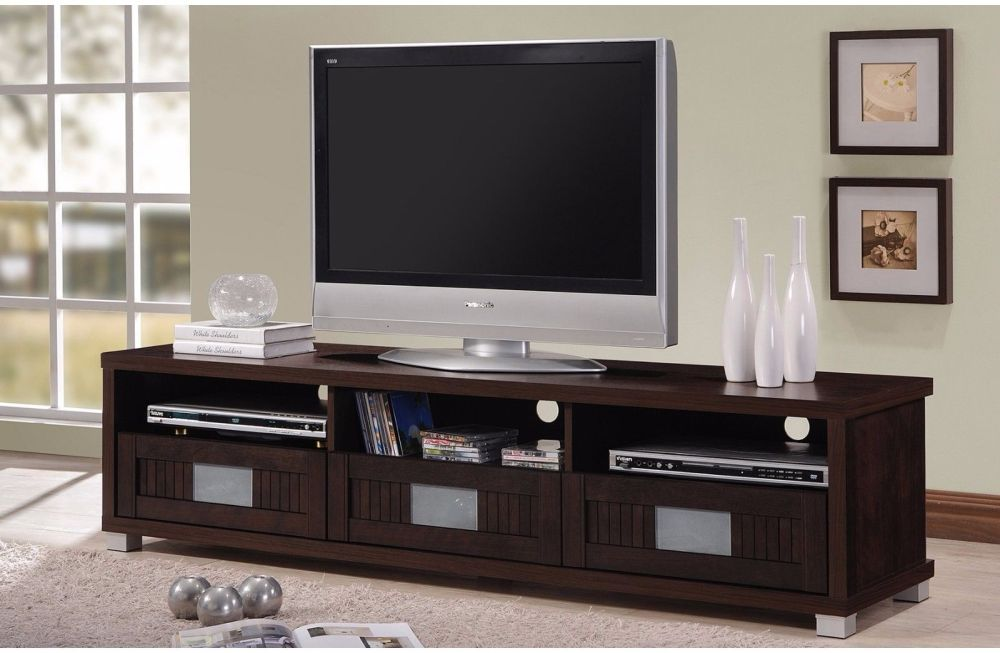 Tv Stands With Storage Cabinets