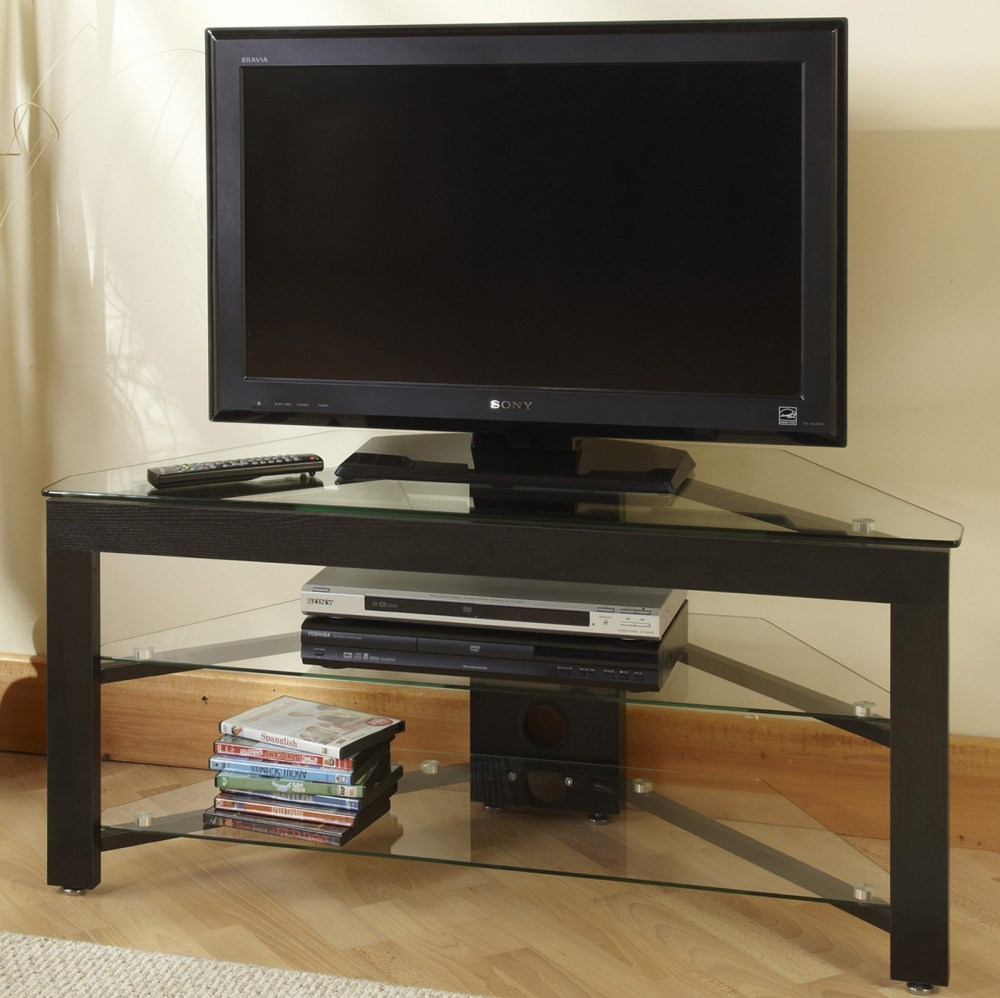 Tv Stands Wood And Glass