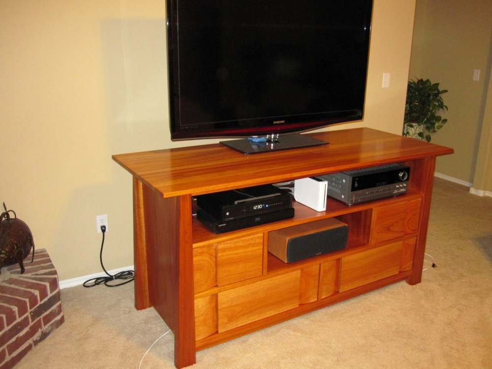 Tv Stands Wooden Designs