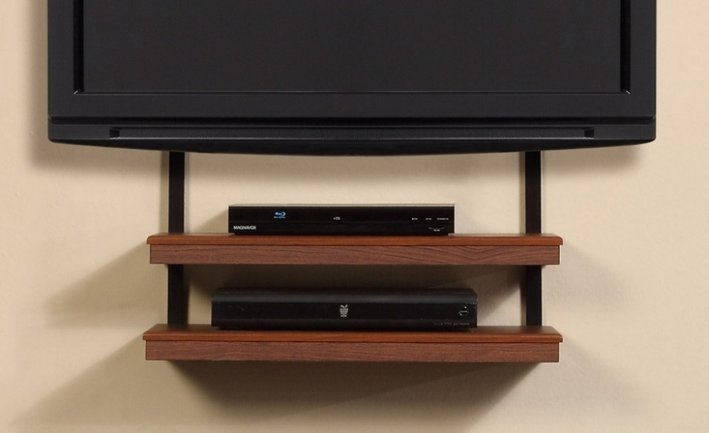 Tv Wall Stand With Shelves