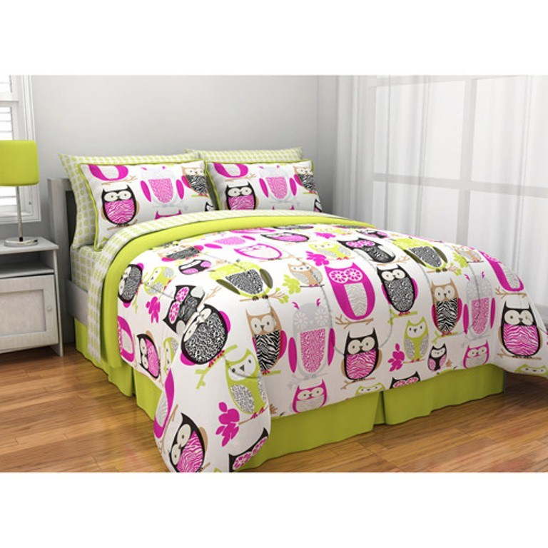 Twin Bed Comforter Sets Walmart