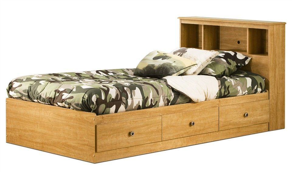 Twin Bed Frame For Kids