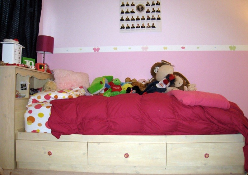 Twin Corner Beds For Kids