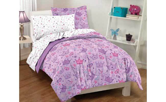 Twin Girl Comforter Sets