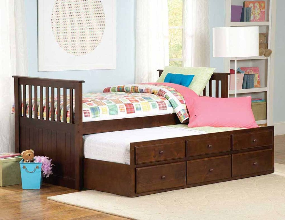 Twin Kid Bed