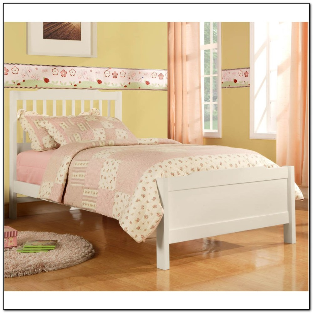 Twin Size Bed For Kids