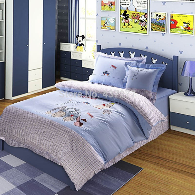 Twin Size Comforter Sets For Boys