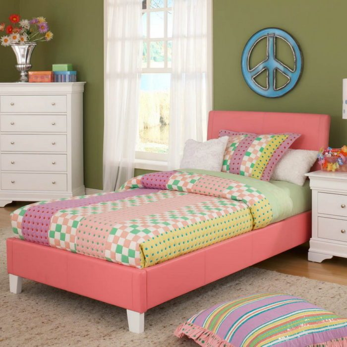 Twin Size Kid Bed