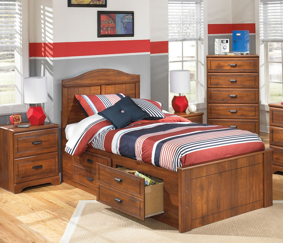 Twin Storage Beds For Kids