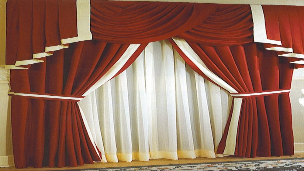 Types Of Valances For Curtains