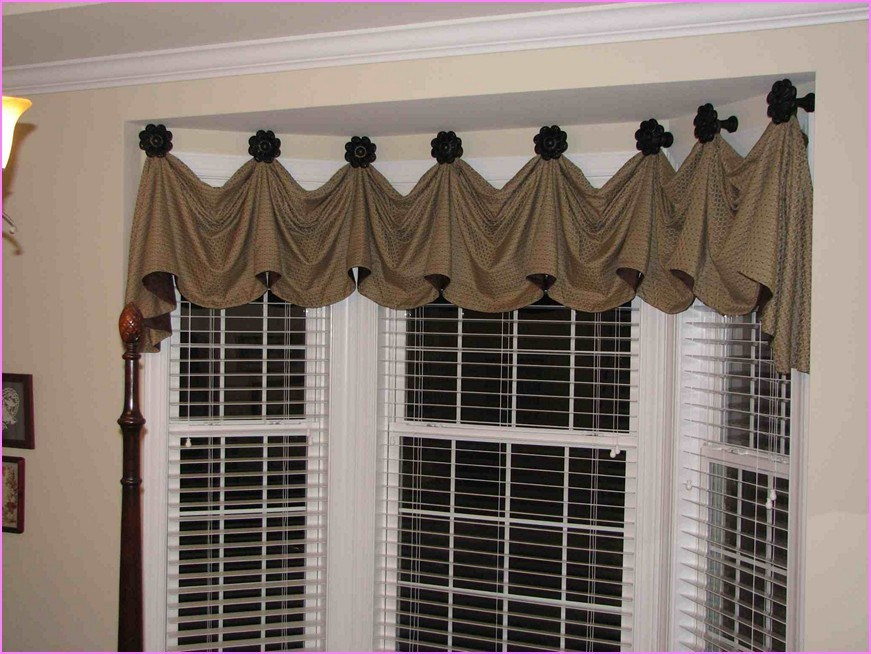 Types Of Valances For Windows