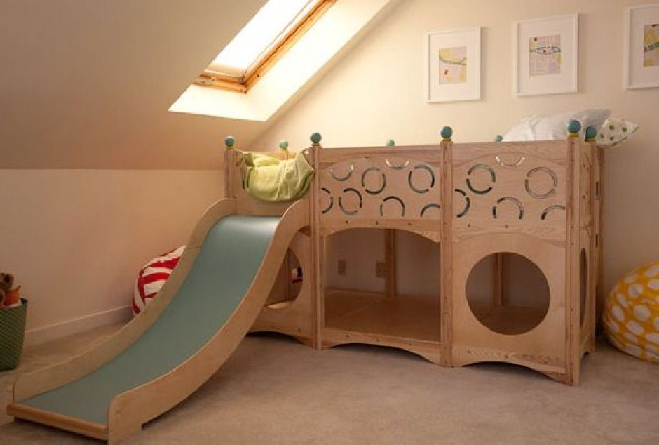 Unique Beds For Kids