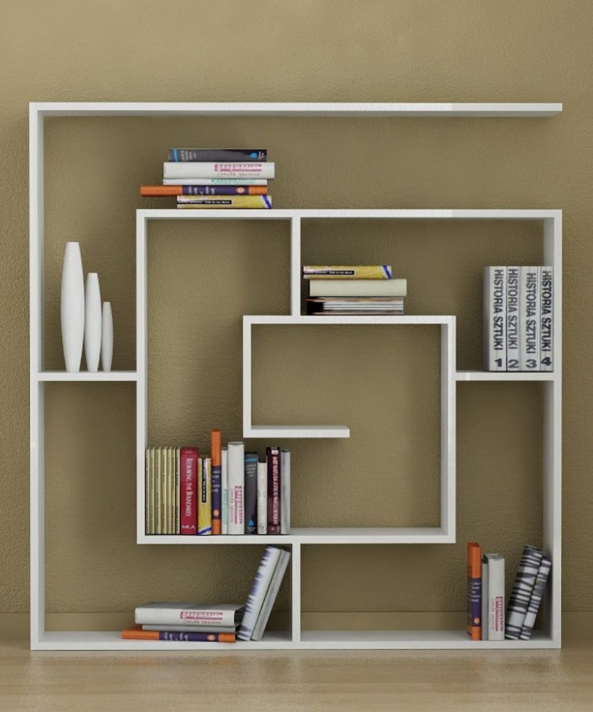 Unique Floating Shelves