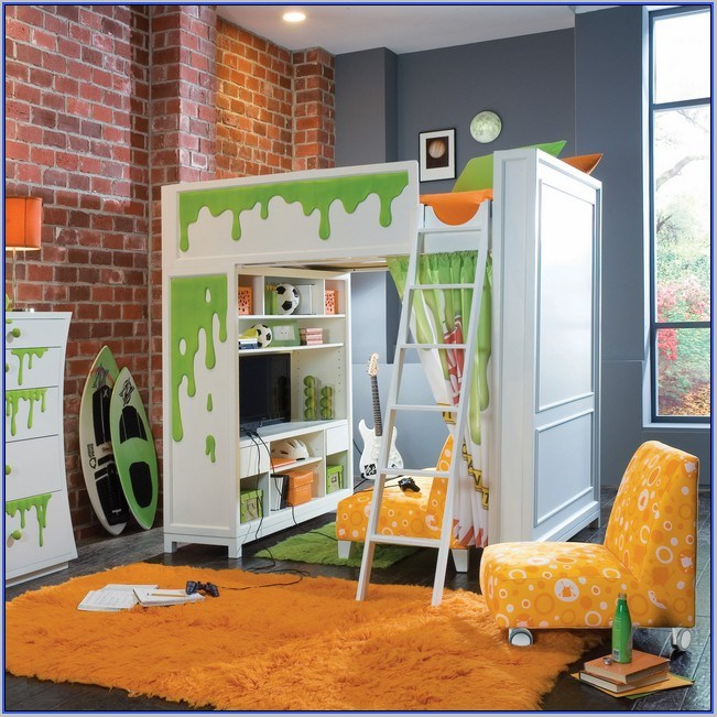 Unique Kid Beds