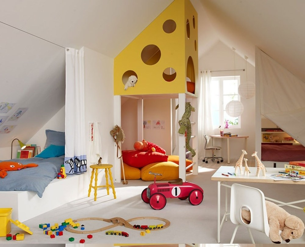 Unique Kids Bedroom