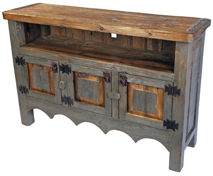 Unique Rustic Tv Stands
