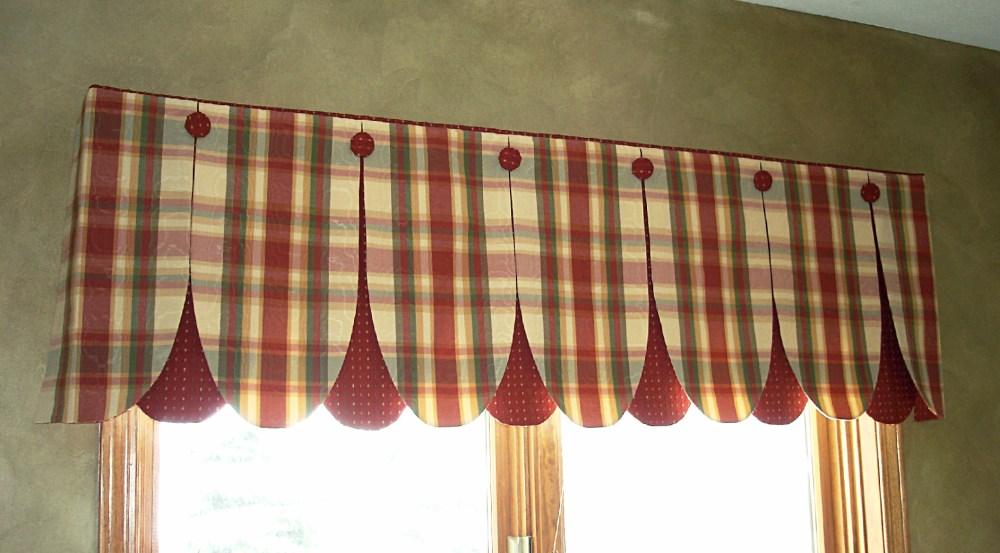 Unique Valances Window Treatments
