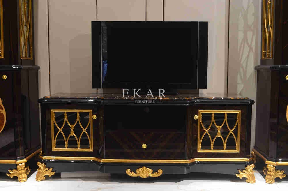Unique Wood Tv Stands
