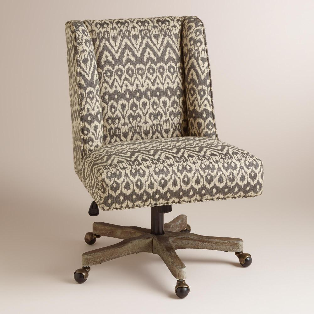 Upholstered Home Office Chair