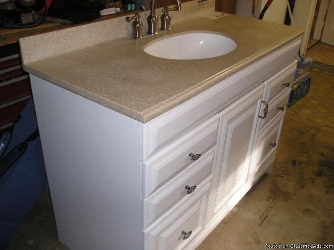 Used Bathroom Cabinets
