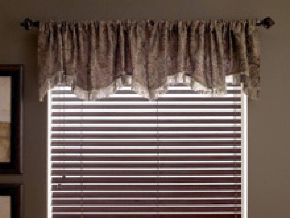 Valance For Blinds