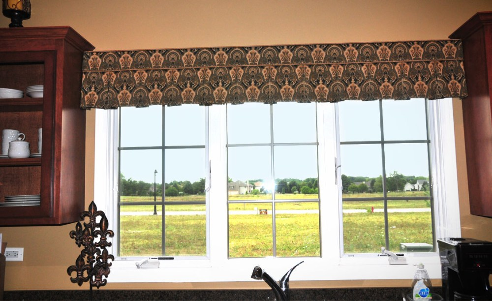 Valance For Kitchen Windows
