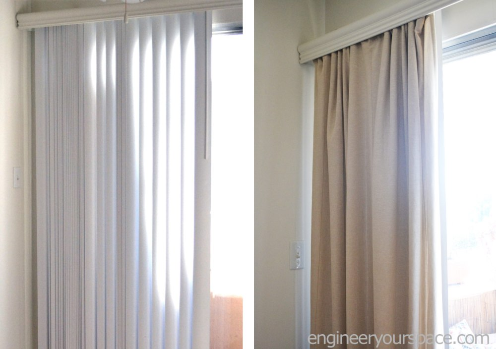 Valance For Vertical Blinds