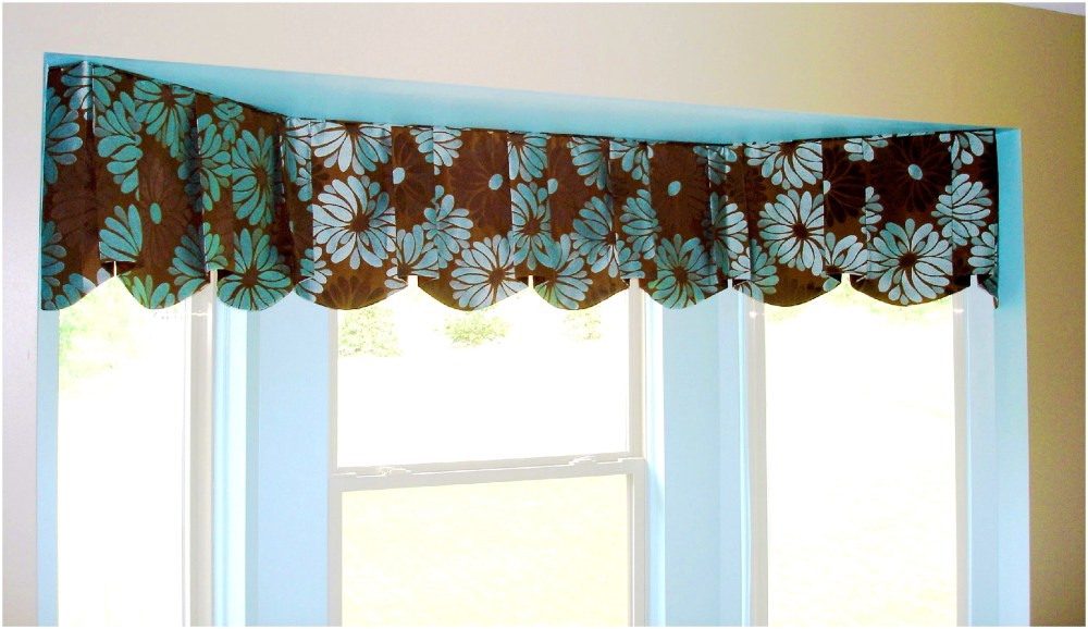 Valance Ideas For Wide Windows