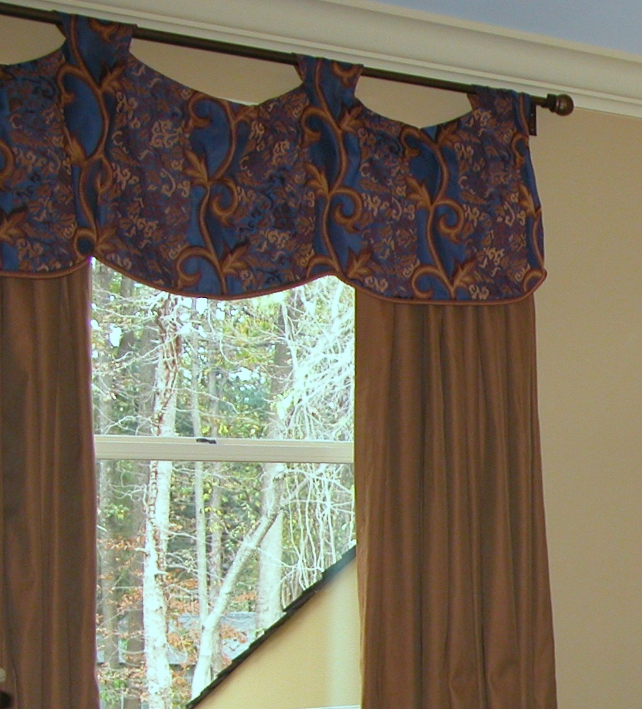 Valance Styles Window Treatments