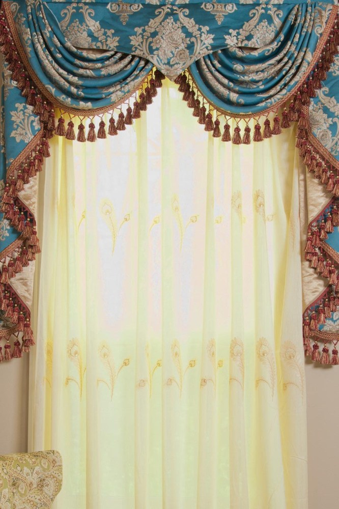 Valances And Swags