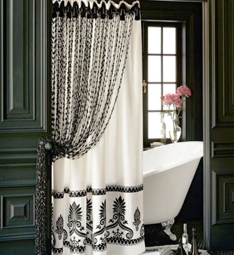 Valances For Bathroom Windows
