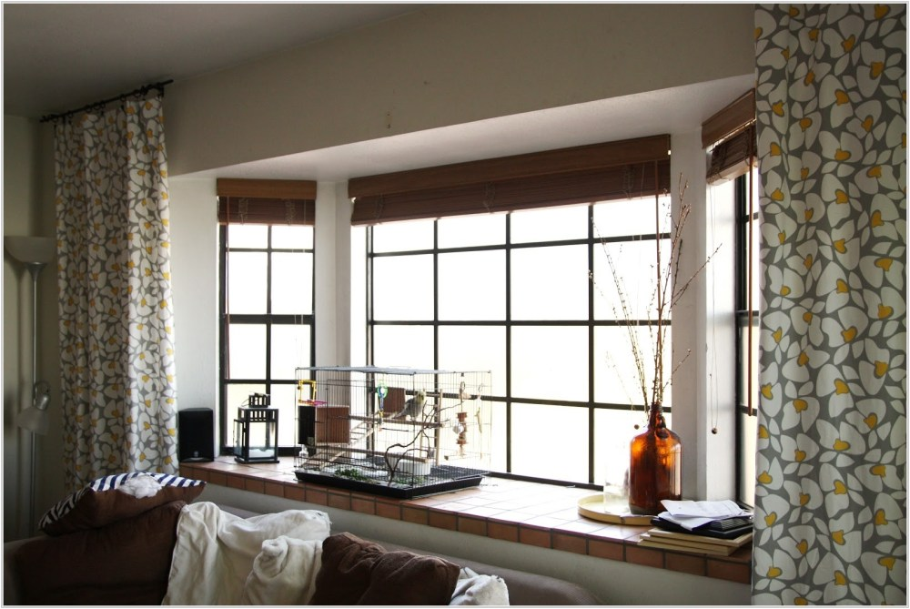 Valances For Bay Windows In Kitchen