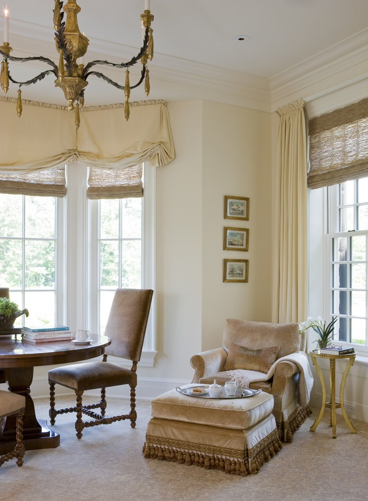 Valances For Bay Windows In Living Room