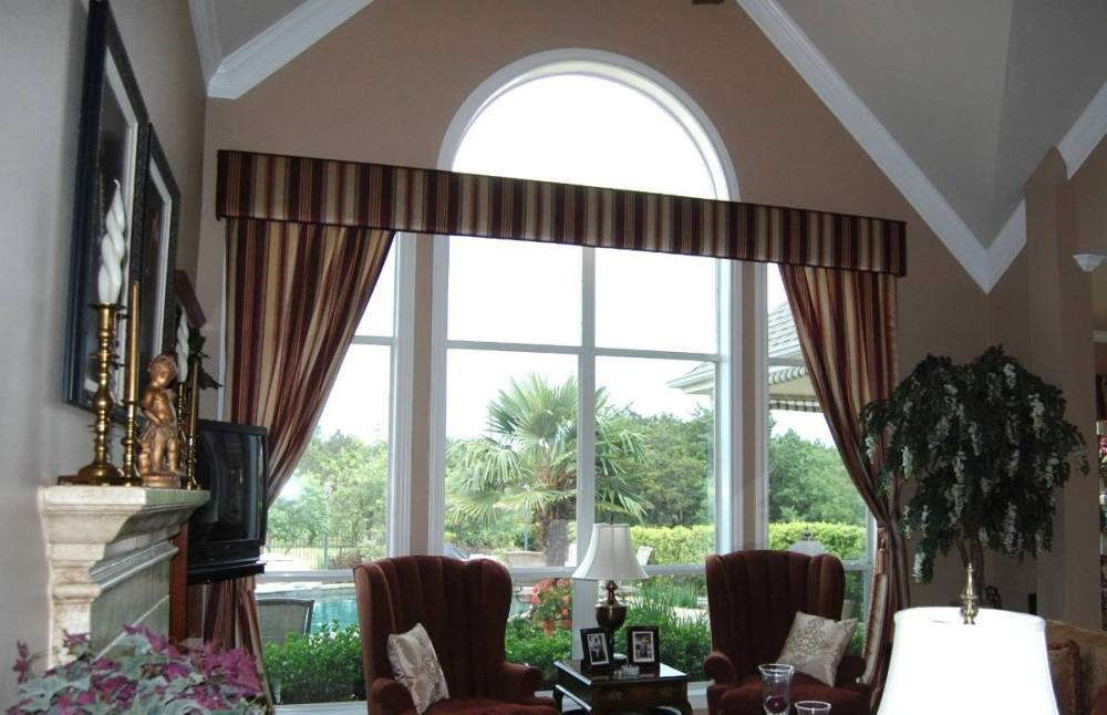 Valances For Large Windows