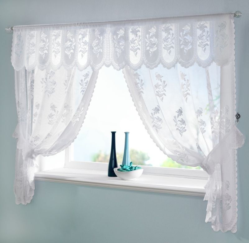 Valances For Small Bathroom Windows