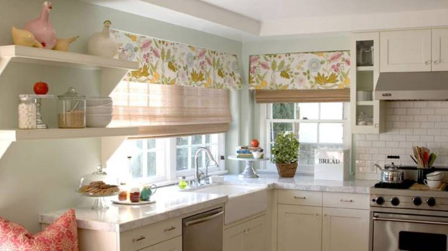 Valances For Windows With Blinds