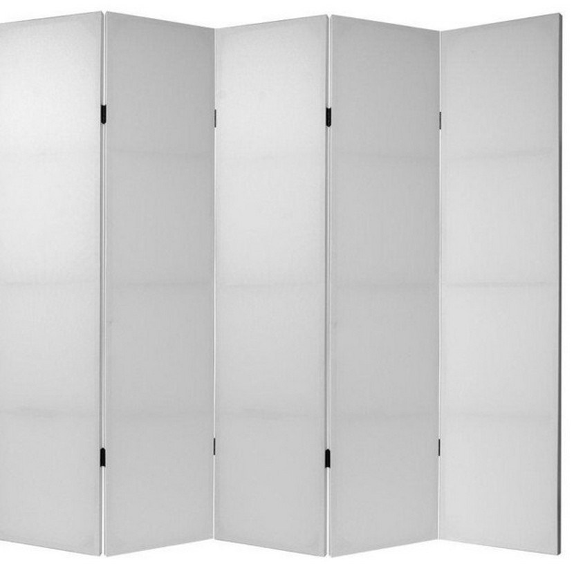 Vertical Tension Rod Room Divider