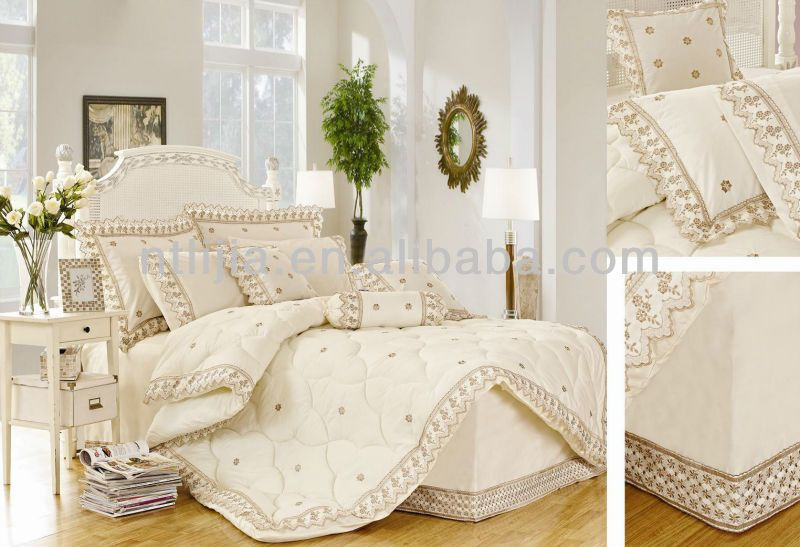 Victorian Style Comforter Sets