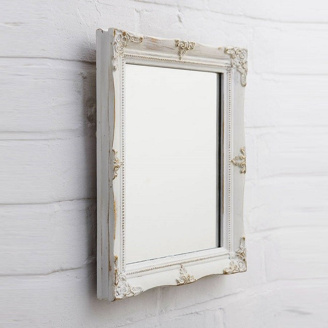 Vintage Bathroom Mirror