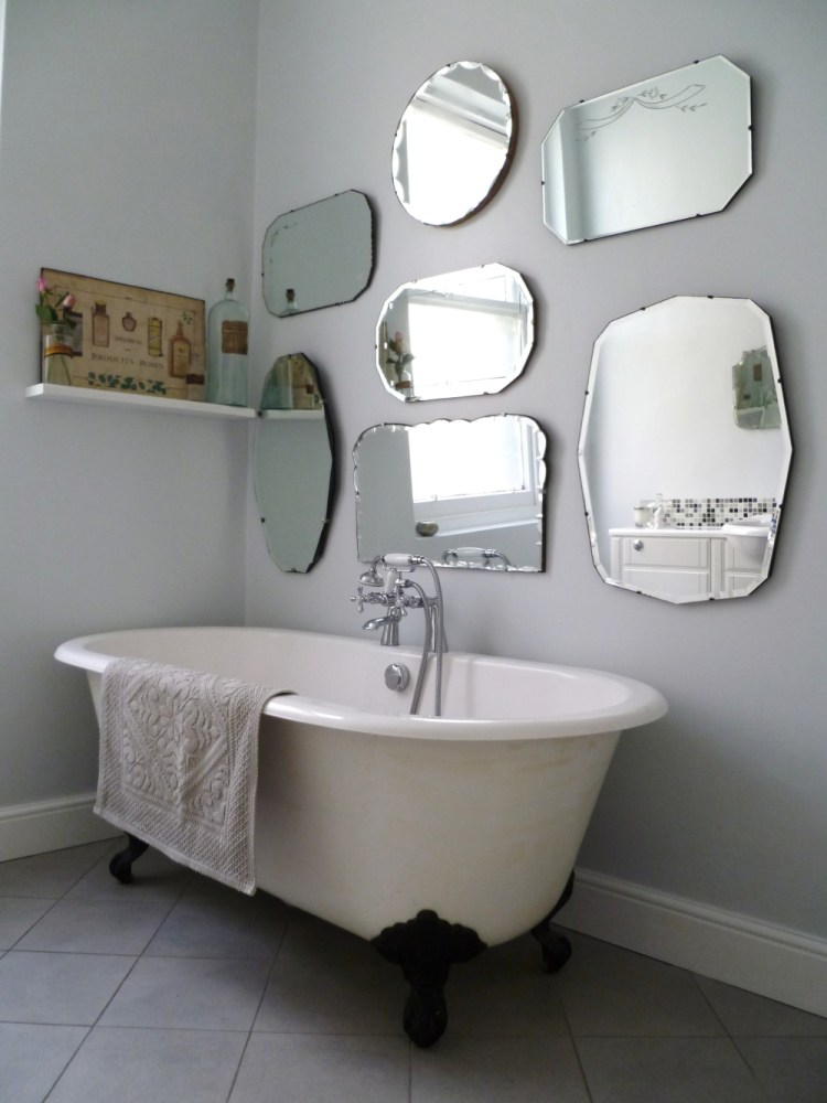 Vintage Bathroom Mirrors Ebay